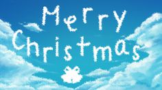 write Your Christmas Wishes in the Sky as CLOUDS for $5