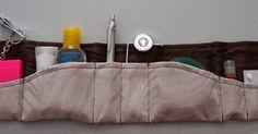 free purse organizer pattern, best free pattern for a purse organizer