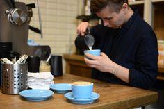 Father Carpenter Coffee Brewers in Berlin: Kaffee |Pixi mit Milch