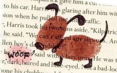Print-a-riffic: Thumbprint Dog