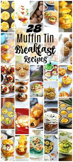 Muffin Pan Recipes, Egg Recipes, Brunch Recipes, Breakfast Recipes, Cooking Recipes, Breakfast Ideas, Bulk Cooking, Brunch Ideas, Breakfast Time