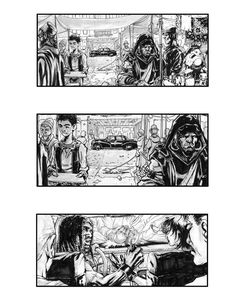 Pin By Oscar Tello On Matrix    Storyboard