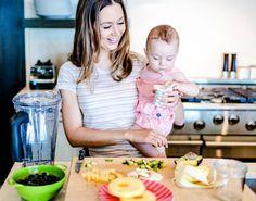 15 Healthy Homemade Baby Food Recipes via Brit + Co.