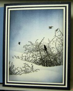 Winter Magic by stiz2003 - Cards and Paper Crafts at Splitcoaststampers