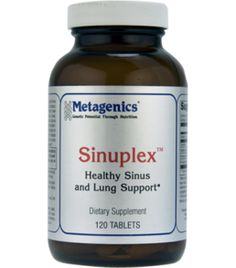HEALTHY SINUS LUNG SUPPORT