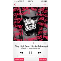 Stay High (feat. Hippie Savotage) - Tove Lo