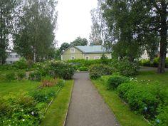 My maternal ancestors lived close by in the early 20 C. Finland, Of My Life, Sidewalk, Places, Garden, Garten, Side Walkway, Sidewalks, Gardens