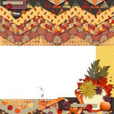 Scrapbooking TammyTags -- TT - Designer - Dreamn4Ever Designs, TT - Item - Quick Page, TT - Theme - Autumn or Thanksgiving
