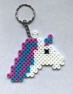 Unicorn Keyring Christmas Gift,Stocking,Tree Decoration BUY 2 SPECIAL OFFER UK