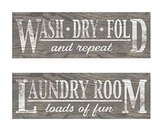 Robot Check Laundry Room Wall Art Laundry Signs Grey Laundry Rooms