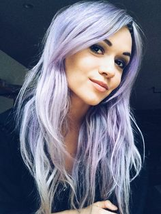 How I Dye My Hair Pastel