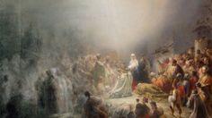A Adoração dos Magos de Domingos Sequeira