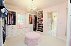 If I have a daughter this will be her closet