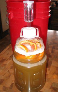 Joe's Ancient Orange Mead (Excellent Beginner Recipe!!!)