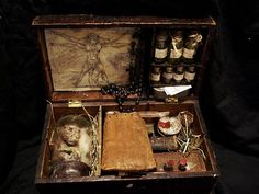 werewolf killing kit.......never know when you just might need this.  :)
