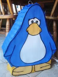 club penguin birthday party - Google Search