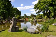 MisteriosaBsAs: Jardín Japonés / Japanese Garden