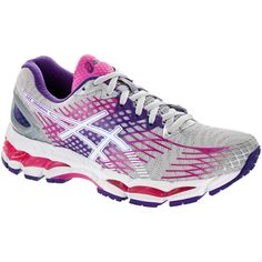 My foot specialist recommended the gel nimbus and cumulus for my pronation type... guess these are next on my list :) ASICS GEL-Nimbus® 17 Women's Lightning/White/Hot Pink at holabirdsports.com