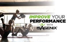 New Study Finds Isagenix Products Combined With Exercise Training Improve Physical Performance - Isagenix Health