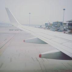 Time to fly get away from haze just a little bit. #silkair #Singapore #lovelyday