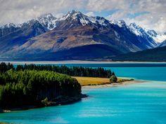 Lake Tekapo - Nuova Zelanda
