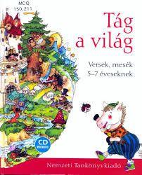 TÁG A VILÁG-VERSEK MESÉK 5-7 ÉVESEKNEK Books, Libros, Book, Book Illustrations, Libri