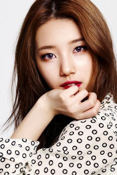 Suzy Bae is the most beautiful sweetheart in SKorea. She's pretty and she's from Miss A. Pretty Asian Girl, Cute Korean Girl, Beautiful Asian Girls, Korean Beauty, Asian Beauty, Miss A Suzy, Bae Suzy, Korean Celebrities, Girl Day