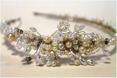 Wedding headpiece headband accessory 'Marilyn Monroe' NEW