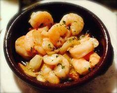 Receta FÁCIL y rápida de camarones al ajillo para que te anotes un gol en la cocina!