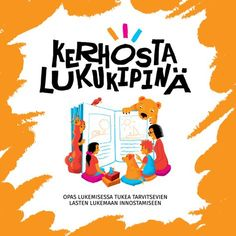 Lukukerho-opas_kansi Gallows Humor, Daily Five, Learn To Read, You Are The Father, Reading Comprehension, Special Education, Picture Quotes, Little Ones