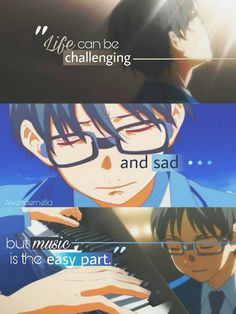 Anime: Your lie in April (c)owner
