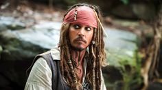 Jack Sparrow The Pirates Of The Caribbean Movie Wallpaper