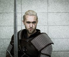 Witcher Cosplay - Geralt of Rivia