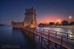 Photo Belém Tower by Juan Pablo de Miguel on 500px