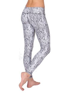 Anjali The Ferocity Printed Yoga Leggings for Women Eco Friendly -- Check this awesome product by going to the link at the image. (This is an affiliate link) Casual Attire, Recycle Plastic Bottles, Hot Yoga, Women's Leggings, Pajama Pants, Yoga Clothing, Spandex, Printed, Awesome