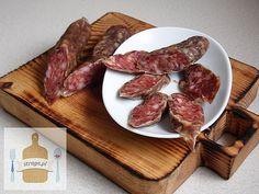 Przepis na domowe chorizo, czyli hiszpańską kiełbasę Chorizo, Kielbasa, Food And Drink, Beef, Recipes, Meat, Ripped Recipes, Cooking Recipes