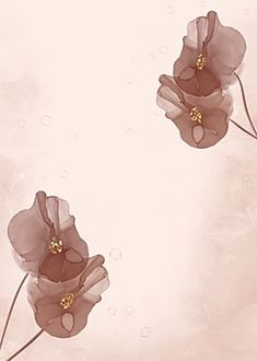 Muted Flowers Gold Ink Background in 2021 | Artsy wallpaper iphone, Flower background wallpaper, Flower wallpaper