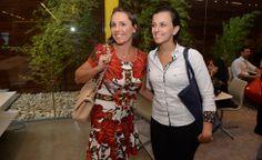 Camille Dalla e Alline GreccoCréditos: Andre Ligeiro