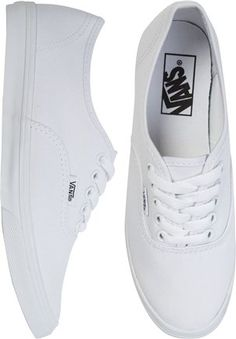 Vans Authentic Lo Pro Shoe. http://www.swell.com/New-Arrivals-Womens/VANS-AUTHENTIC-LO-PRO-SHOE-1?cs=WH