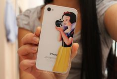 I dont like snow white but that's a cool case lawl