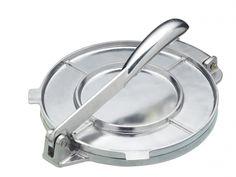 Kitchen Craft Mex Tortillapresse 25x20x9cm Aluminium