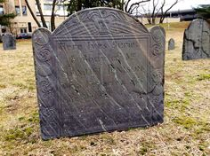 Life From The Roots: Jennison of Watertown, Massachusetts -- Tombstone Tuesday #genealogy