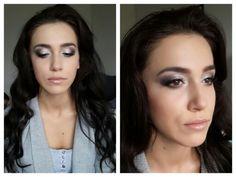 Night out make-up
