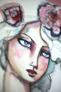 Using Watercolor: Two Quick Tips for Highlights and Shadows - Cloth Paper Scissors Today - Blogs - Cloth Paper Scissors