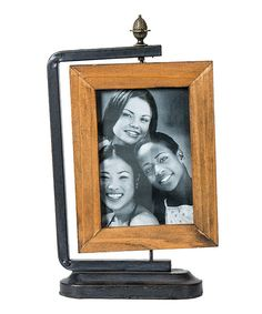 Love this Revolving Frame by Designs Combined Inc. on #zulily! #zulilyfinds