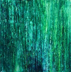 Love the colors. Where do they lead. Green Paintings, Oil Paintings, Henry Green, My Ideal Home, Acrylic Artwork, Online Art Gallery, Amazing Art, Favorite Color, Anime Art