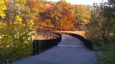 Durand Eastman Beach Path