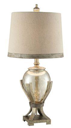"""Amskroud 33"""" Table Lamp"""
