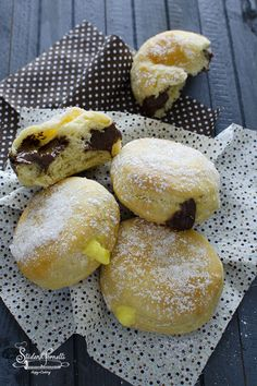 Muffins, Biscotti, Bomboloni, Pretzel Bites, Doughnuts, Food Inspiration, Italian Recipes, Bread, Cooking