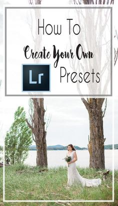 Creating Lightroom Presets is Fast & Easy with these 4 steps! Melaniebess.com/blog Lightroom Tutorials | Lightroom Tips | Editing Tutorials | Photography Education | Making A Preset in Lightroom | Learning Photography | Learning to edit | Black and white preset